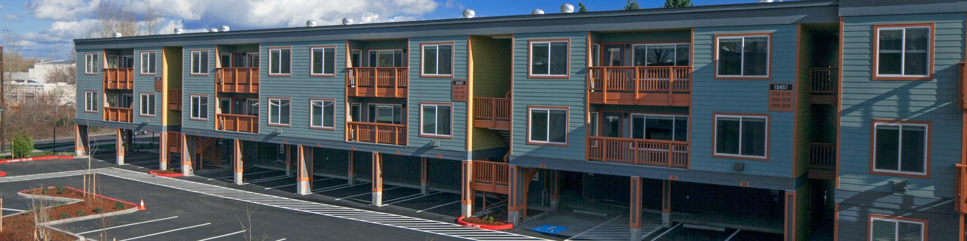 Bridgeton Apartments photo